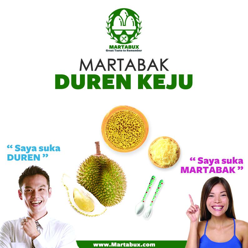 Martabux Martabak Duren Keju 070516