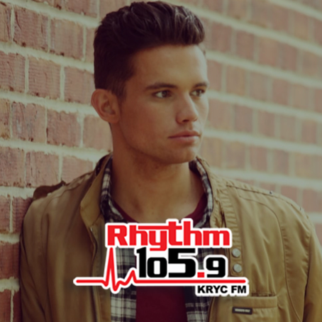 William Featured on Rhythm 105.9FM Sacramento