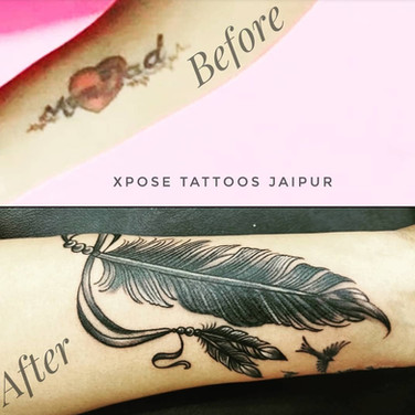 tattoo maker in jaipur