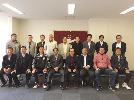 平成29年度(第12回)九州産業大学サッカー部OB総会