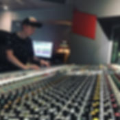 Recording at Windmill Lane Studios