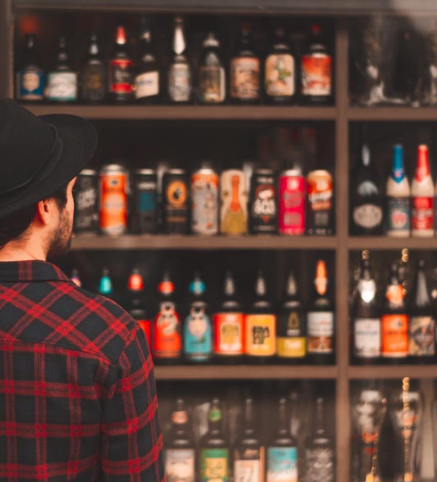 Grocery store Cava mini market craft beer bottle shop Chania Rethymno Heraklio Agios Nikolaos craft beer greece
