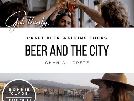 Beer and the City -                  Craft Beer Walking Tours