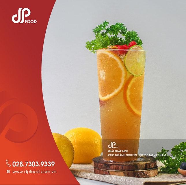 Tra-dua-Citron