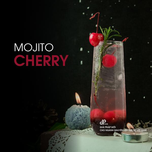 Mojito-cherry