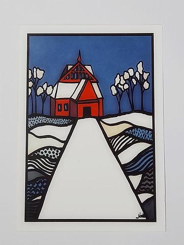 Art Card Winter 3.1