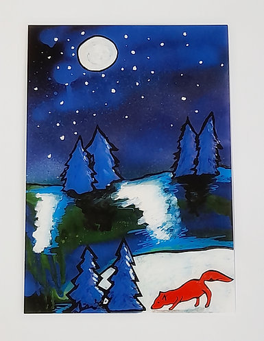 Art Card W4