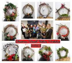 Wreath Making Workshop WDCA 2
