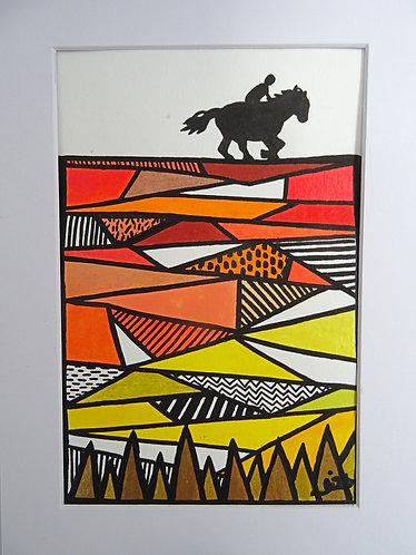 The Horse & His Boy - Across the Desert (version 2)
