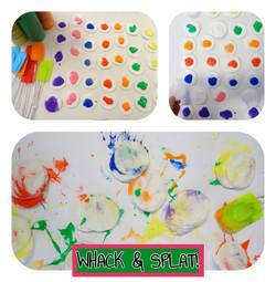 Messy Play 2 - Whack & Splat