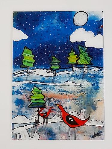 Art Card W3