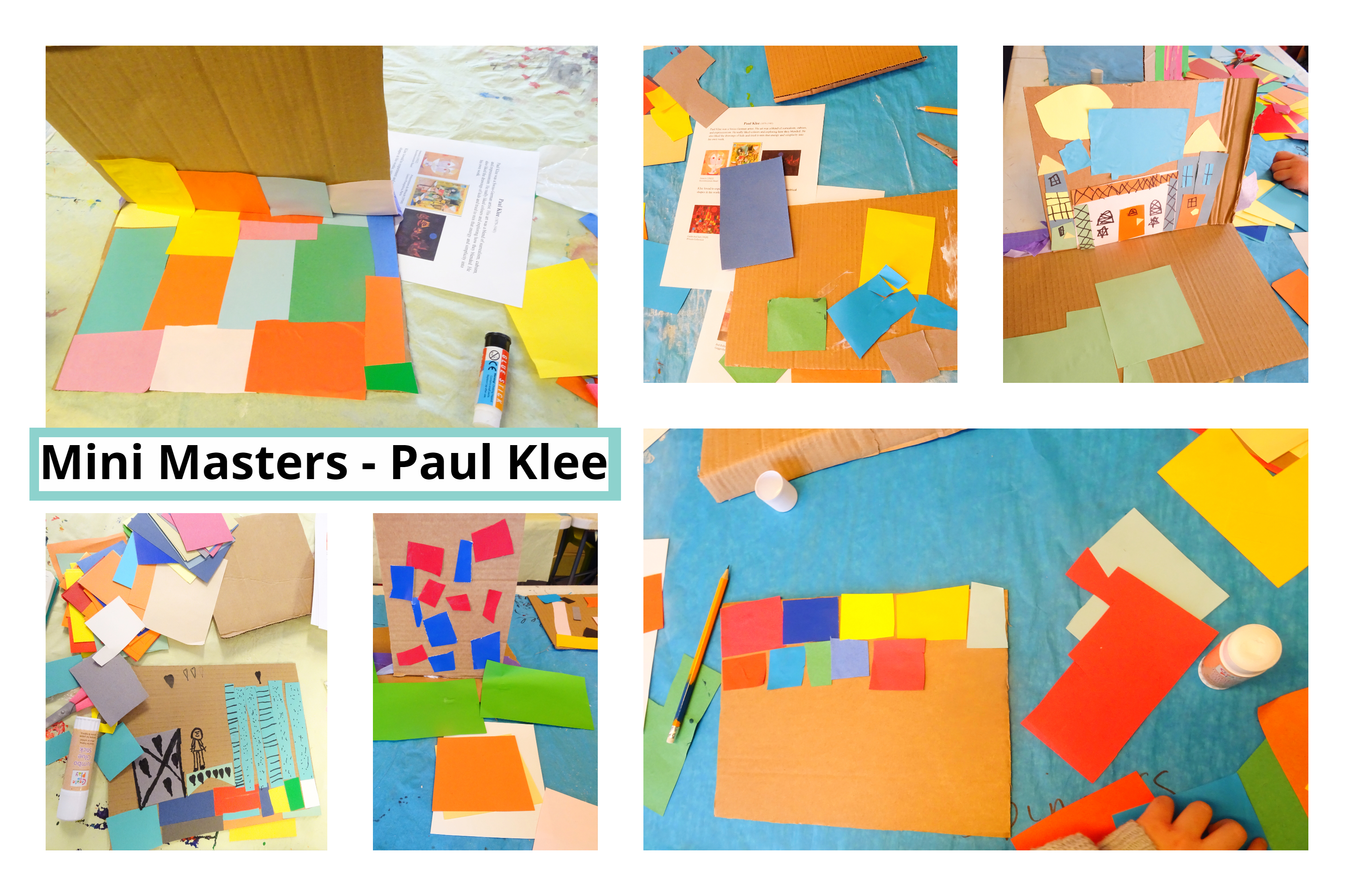 Mini Masters - Klee 2