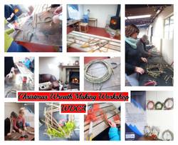 Wreath Making Workshop WDCA 1