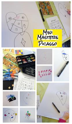 Mini Masters Picasso 1.1