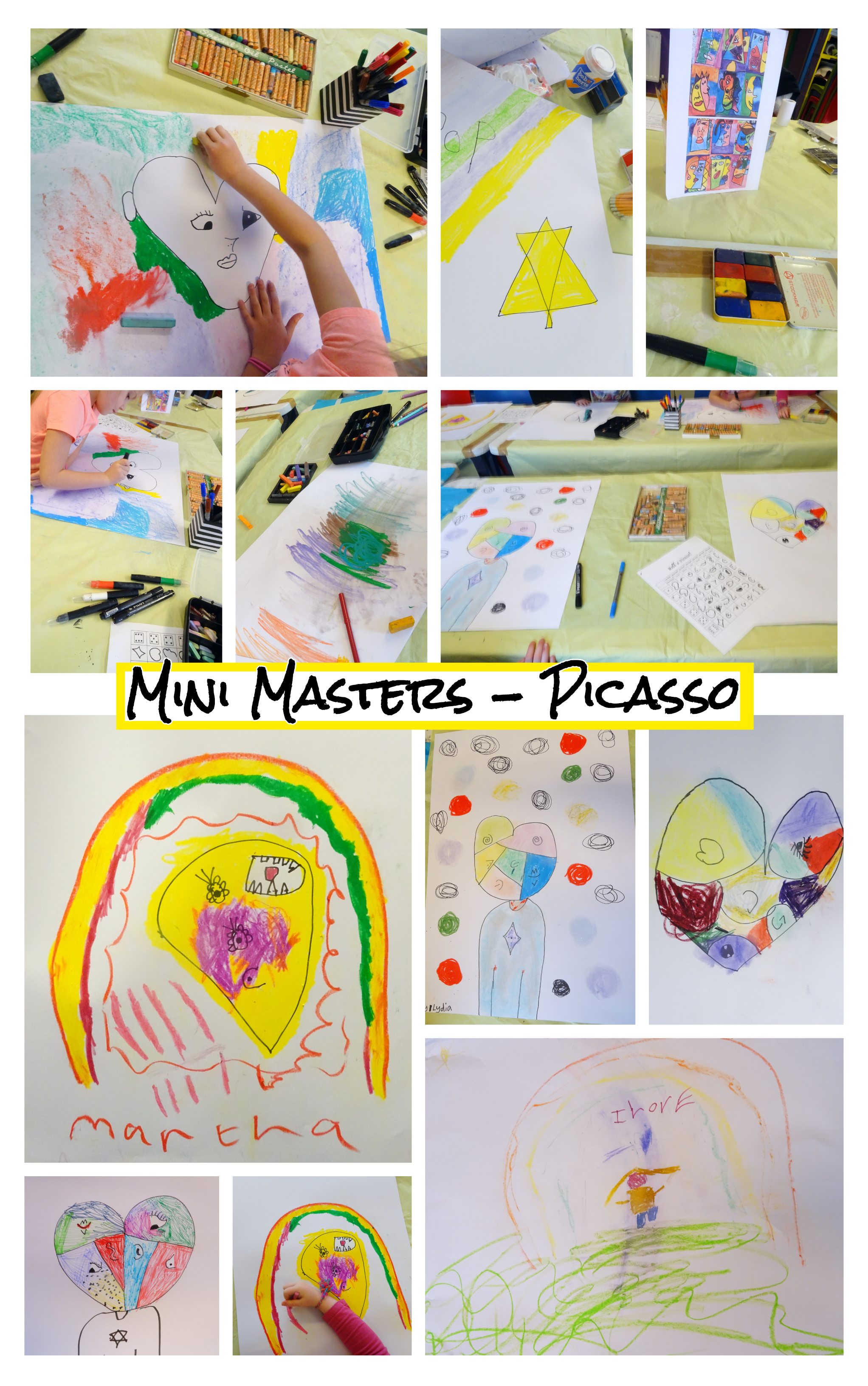 Mini Masters Picasso 2.1