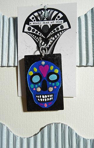 Sugar Skull Necklace Pendant 25
