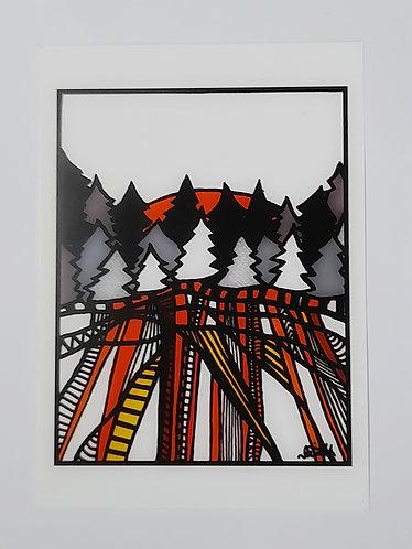 Art Card Winter 2