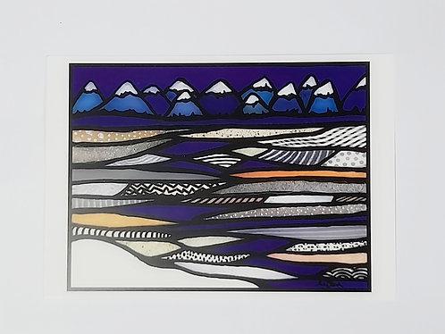 Art Card Winter 1