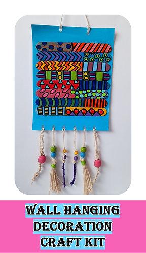 Craft Kit - Wall Hanging Decoration