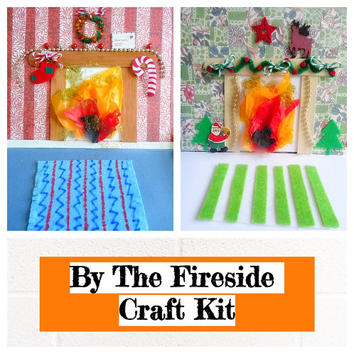 Craft Kit - By the Fireside