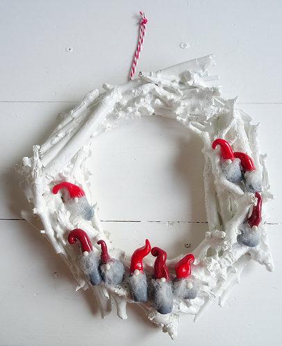 Tomte Wreath