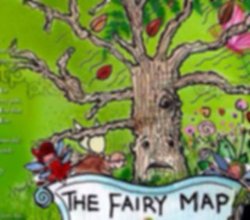 A book to get you out doors hunting for Fairy Trees