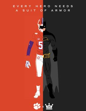 Suit of Armor - Batman