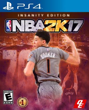 NBA 2k17 Insanity Edition