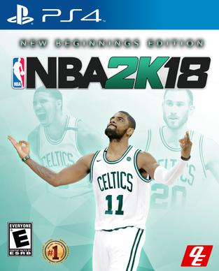 NBA 2k18 New Beginnings Edition
