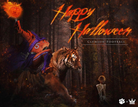 Headless Horseman Halloween Persnal