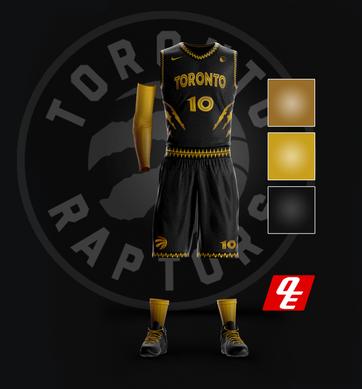 Toronto Raptors Alternative Jersey