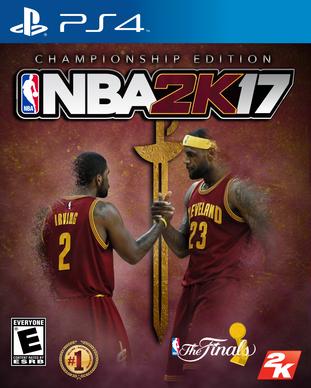 NBA 2k17 Championship Edition
