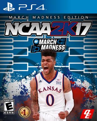 NCAA 2k17 Kansas Edition