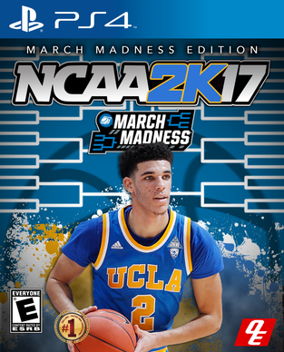 NCAA 2k17 UCLA Edition