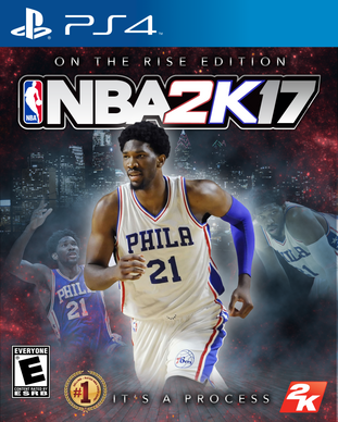 NBA 2k17 On the Rise Edition