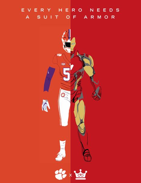 Suit of Armor x Ironman