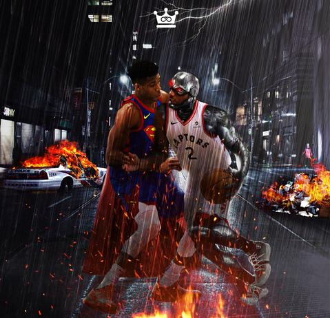 Superman vs. Cyborg ECF