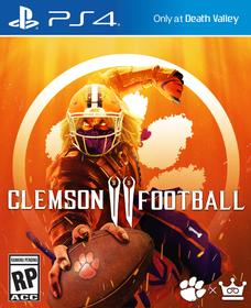Clemson Mortal Kombat Cover