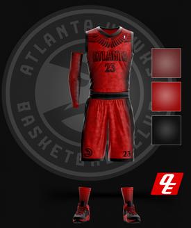 Atlanta Hawks Alternative Jersey