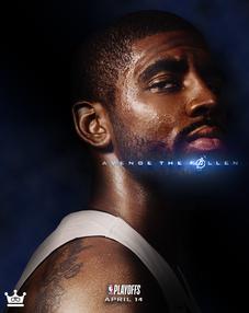 Celtics Avenge The Fallen Poster