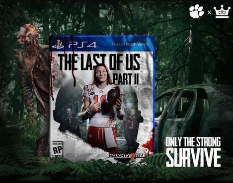 Last of Us II Personal