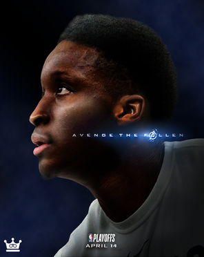 Pacers Avenge The Fallen Poster
