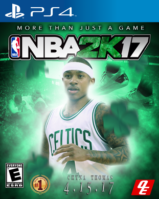 NBA 2k17 More Than Just a Game Edition