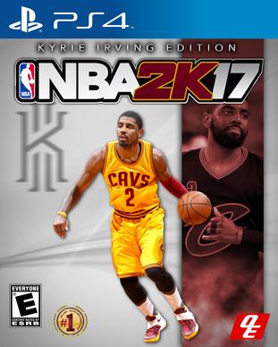 NBA 2k17 Kyrie-diculous Edition