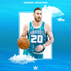 Gordon Hayward Hornets Edit