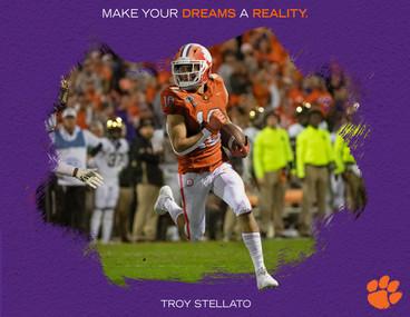 Troy Stellato Jersey Swap