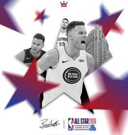 Blake Griffin All Star 2018