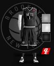 Brooklyn Nets Alternative Jersey