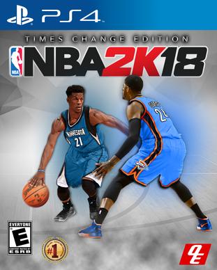 NBA 2k18 Times Change Edition