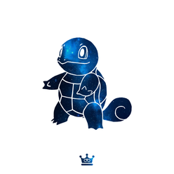 Galaxy Squirtle